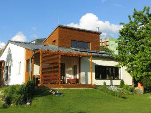 Rodinný dům v Šumperku